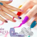 Набор для маникюра Salon-Express