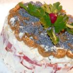 Вкусный салат «Курица под кайфом»