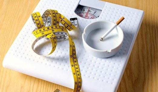 Как курение влияет на наш вес