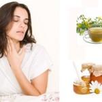 Ангина и лечение народными средствами в домашних условиях