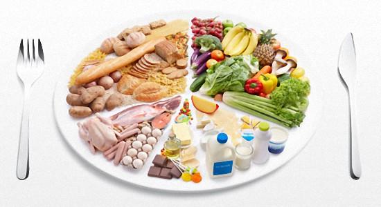 Меню для здорового питания