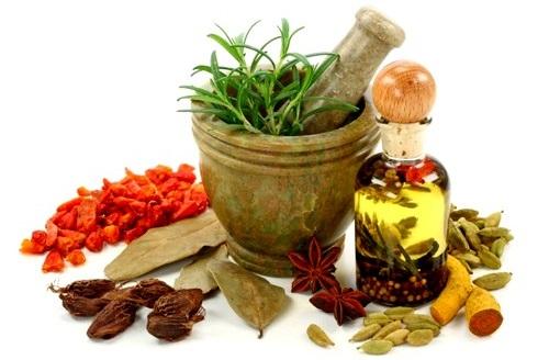 Применение лекарственных растений для лечения ангины
