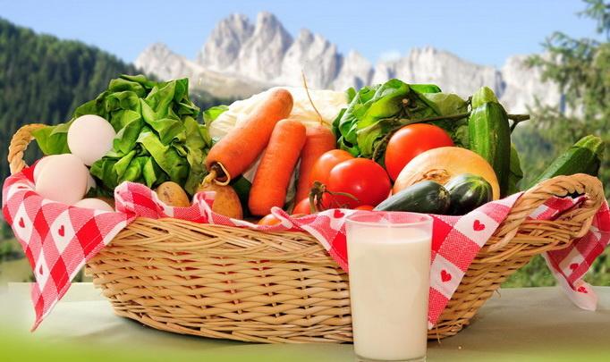 Актуальность здорового питания