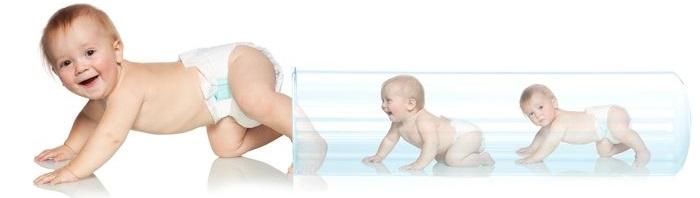 Искусственного зачатия ребёнка