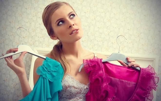 Какие цвета платья подойдут идеально