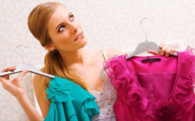 Какой цвет платья выбрать блондинке