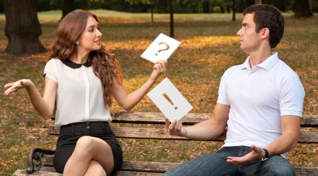 О чем говорить с парнем при знакомстве
