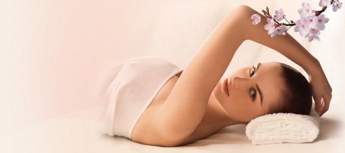 Профессиональное очищение кожи тела