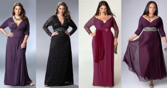 Выбор платья чтобы скрыть живот