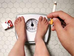 Набор веса при очищении организма