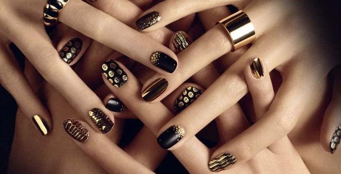 Новинка дизайн ногтей