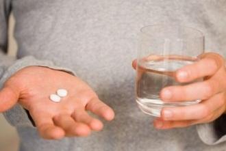 Осторожность при приёме препаратов при зачатии ребянка