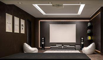 Создание интерьера домашнего кинотеатра в комнате