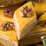 Восточная сладость — Пахлава