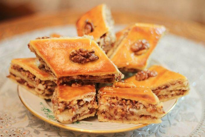 Восточная сладость - Пахлава
