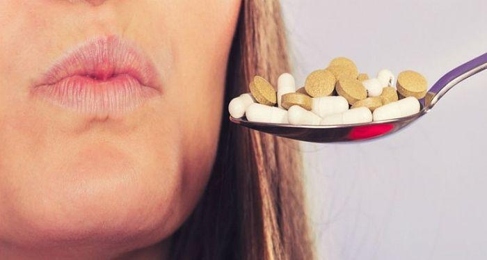 Проблемы избытка разных витаминов