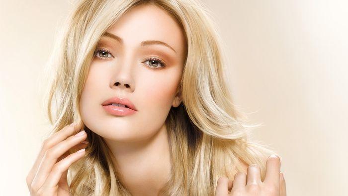 Стандартный макияж в летний период