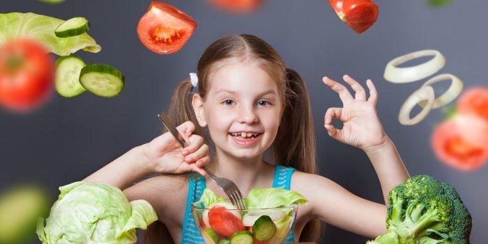 Правила здорового питания для детей дошкольного и школьного возраста