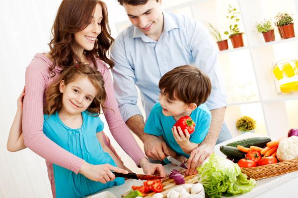 Секреты здорового питания для детей возраста дошкольного
