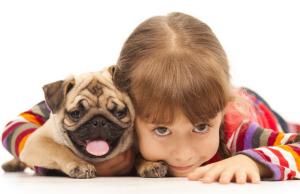 Какую породу собак выбрать для ребенка