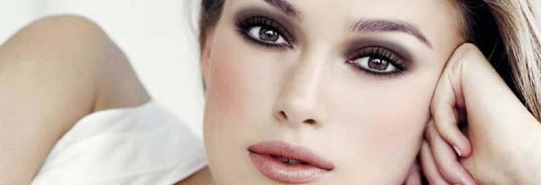Палитра цветов: дневной макияж для карих глаз