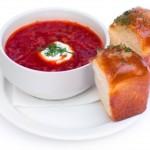 Борщ – главное блюдо на обед