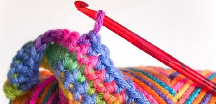Вязание крючком салфетки – от простого к сложному