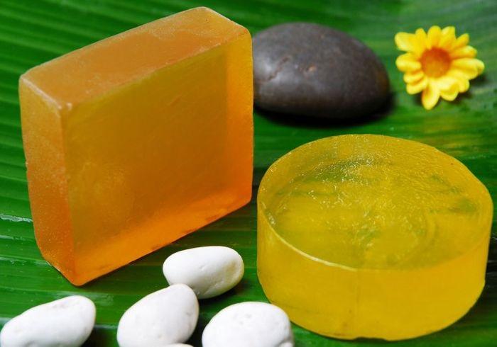 Как сделать прозрачное мыло дома