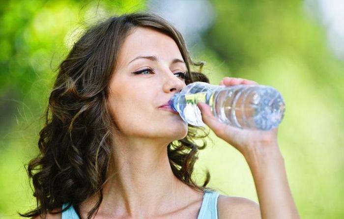 Особая диета для ленивых на воде