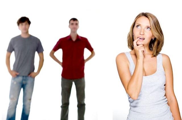 Выбор между мужем и любовником