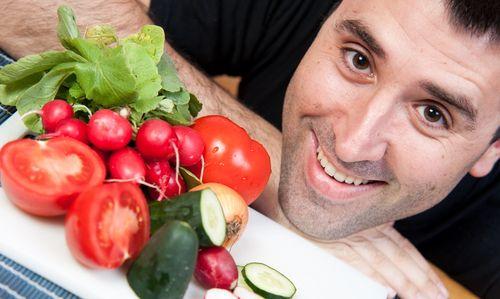 Здоровое питание для мужчины