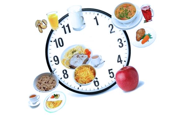 Правильный порцион здорового питания