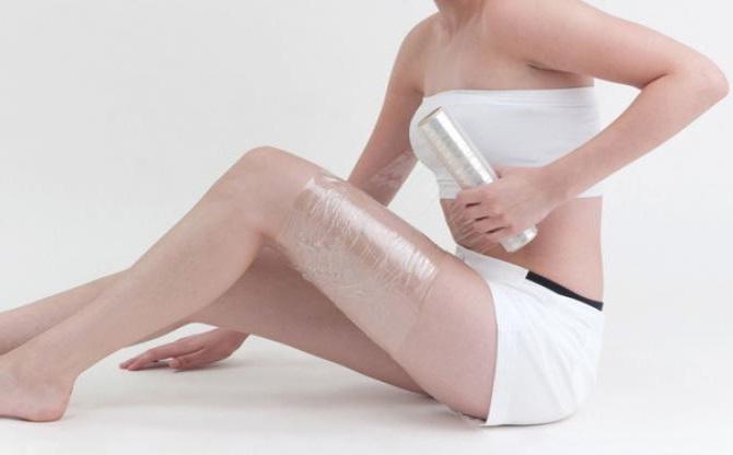 Похудение и антицеллюлитные обертывания