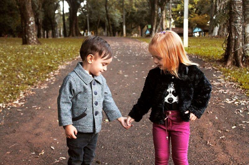 Как научить ребёнка быть модным?