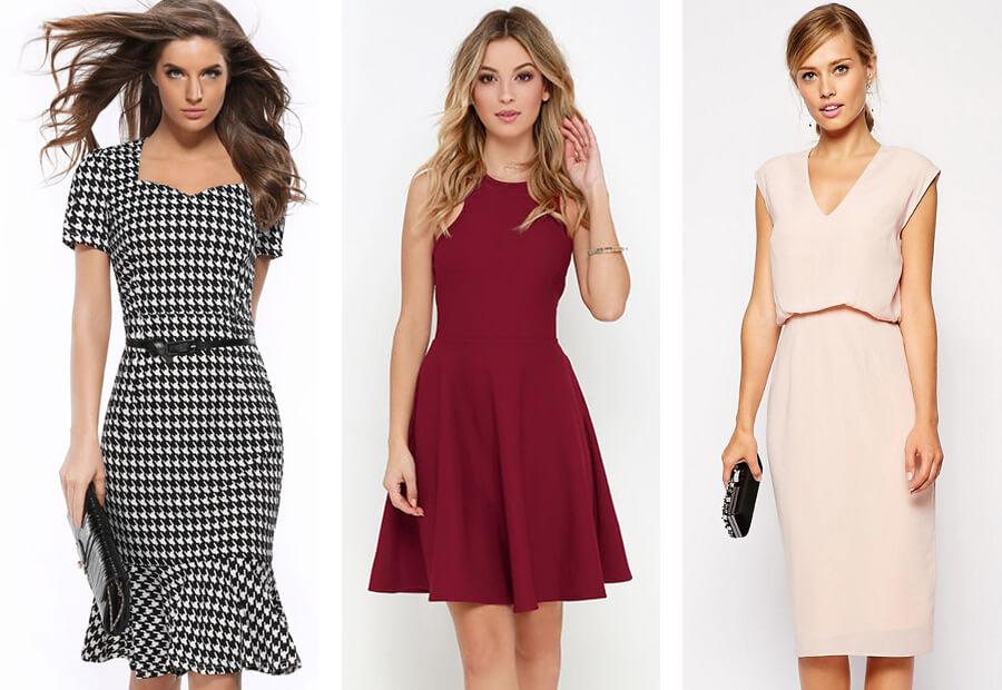 Женские платья — как одеться со вкусом и сэкономить?