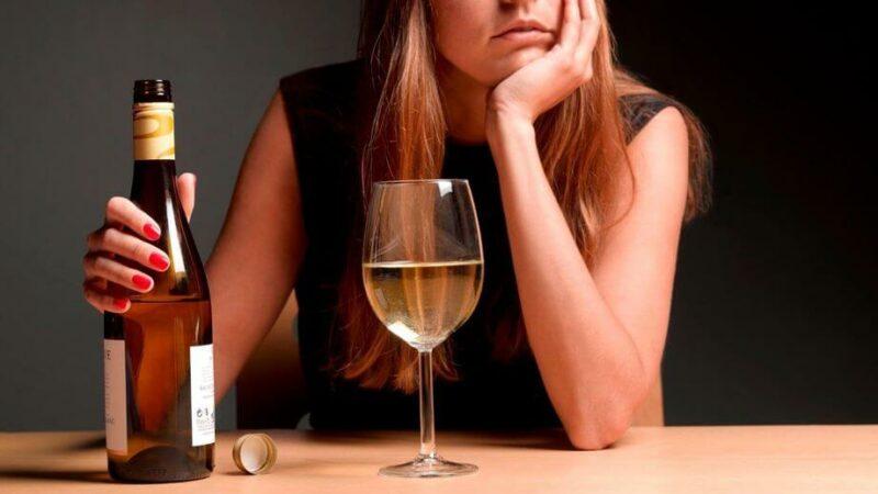 Про женский алкоголизм
